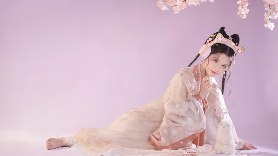 古装可爱小仙女壁纸