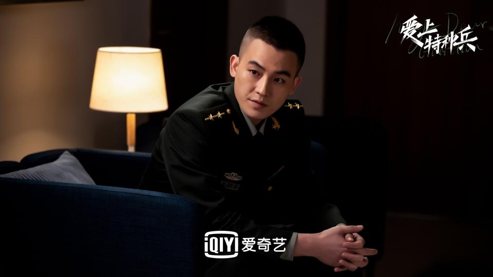 《爱上特种兵》黄景瑜李沁高清桌面壁纸